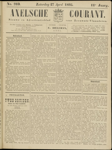 Axelsche Courant 1895-04-27