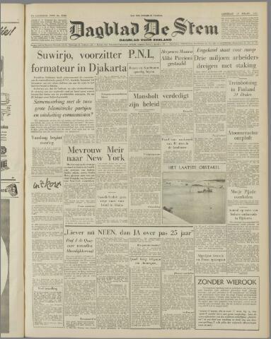 de Stem 1957-03-16