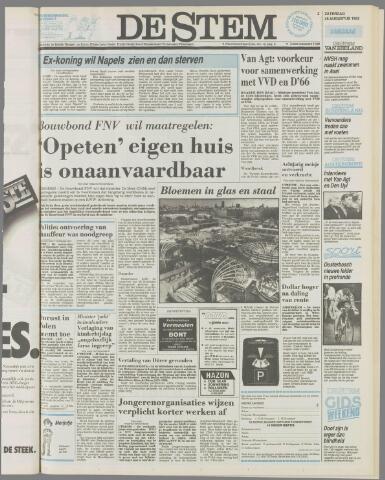 de Stem 1982-08-28