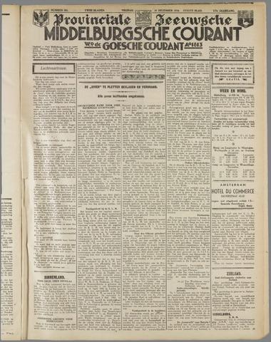 Middelburgsche Courant 1934-12-21