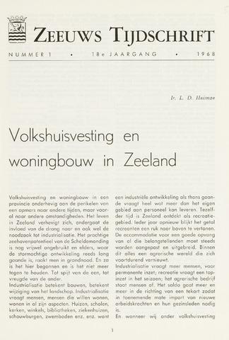 Zeeuws Tijdschrift 1968-01-01
