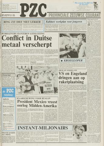 Provinciale Zeeuwse Courant 1984-05-16