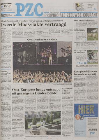 Provinciale Zeeuwse Courant 2006-08-21