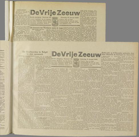 de Vrije Zeeuw 1945-01-06