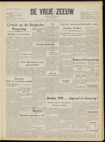 de Vrije Zeeuw 1953-02-20
