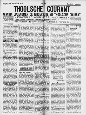 Ierseksche en Thoolsche Courant 1942-11-13