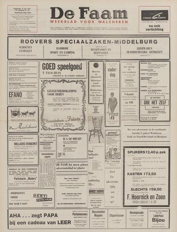 de Faam en de Faam/de Vlissinger 1971-06-17