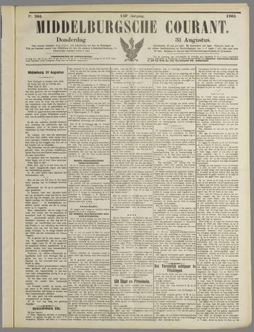 Middelburgsche Courant 1905-08-31