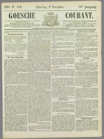 Goessche Courant 1893-12-09