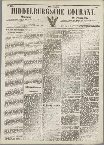 Middelburgsche Courant 1901-12-16