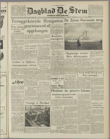 de Stem 1957-04-06