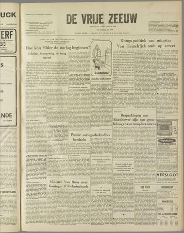 de Vrije Zeeuw 1959-09-01