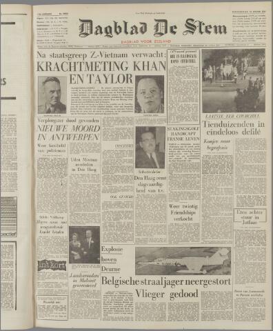 de Stem 1965-01-28