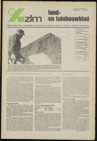 Zeeuwsch landbouwblad ... ZLM land- en tuinbouwblad 1973-10-26