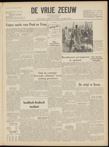 de Vrije Zeeuw 1952-06-23