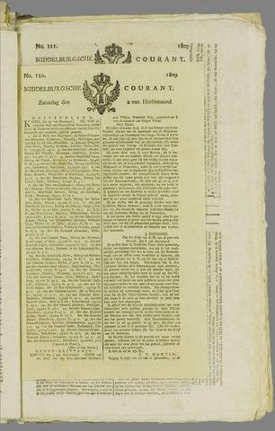 Middelburgsche Courant 1809-09-02