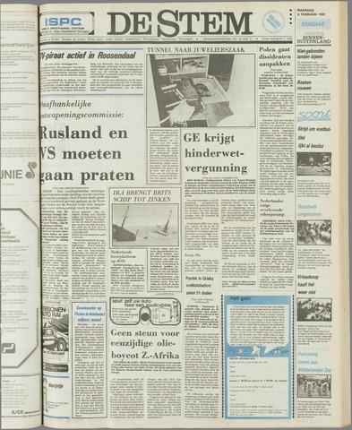 de Stem 1981-02-09