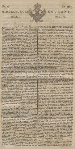 Middelburgsche Courant 1775-07-04