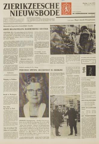 Zierikzeesche Nieuwsbode 1973-05-01