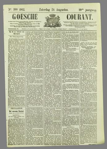 Goessche Courant 1912-08-24
