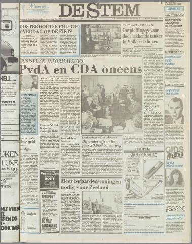 de Stem 1981-10-31