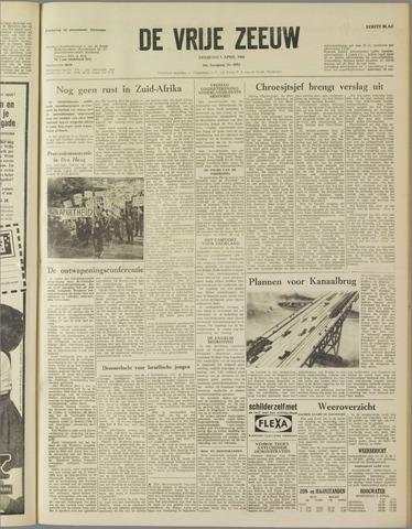 de Vrije Zeeuw 1960-04-05