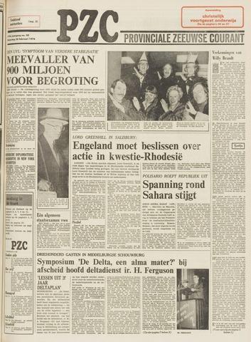 Provinciale Zeeuwse Courant 1976-02-28