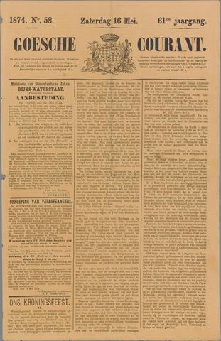 Goessche Courant 1874-05-16