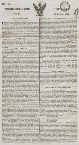 Middelburgsche Courant 1829-12-29