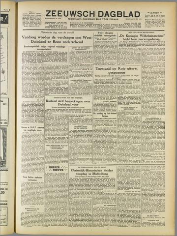 Zeeuwsch Dagblad 1952-05-26