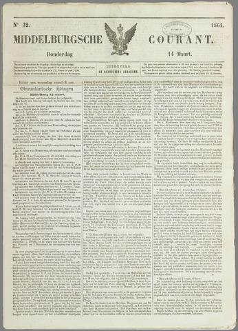 Middelburgsche Courant 1861-03-14