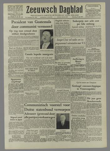 Zeeuwsch Dagblad 1957-07-29