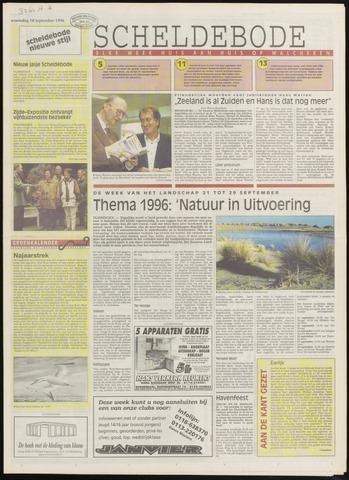 Scheldebode 1996-09-12
