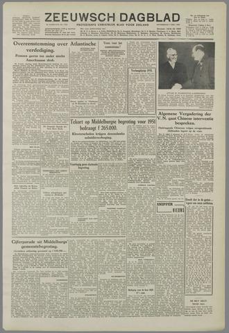 Zeeuwsch Dagblad 1950-12-07
