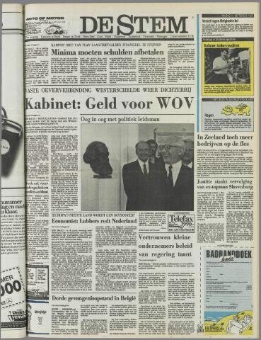 de Stem 1987-09-11