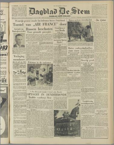 de Stem 1952-04-30
