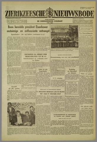 Zierikzeesche Nieuwsbode 1959-08-27