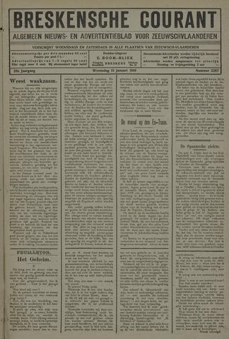 Breskensche Courant 1919-01-15