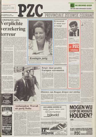Provinciale Zeeuwse Courant 1987-01-31
