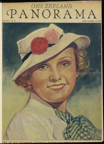Ons Zeeland / Zeeuwsche editie 1935-07-04