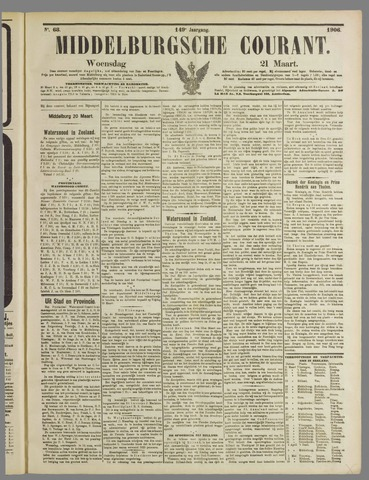 Middelburgsche Courant 1906-03-21