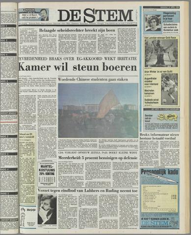 de Stem 1989-04-24