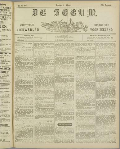 De Zeeuw. Christelijk-historisch nieuwsblad voor Zeeland 1897-03-06