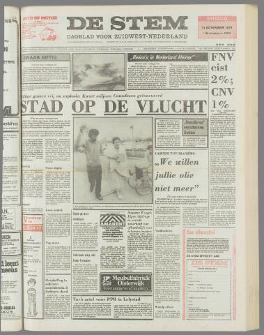 de Stem 1979-11-13
