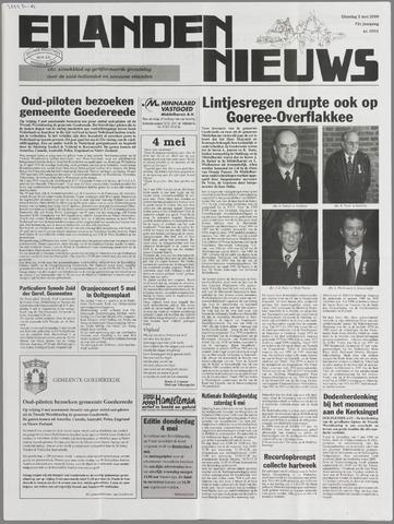 Eilanden-nieuws. Christelijk streekblad op gereformeerde grondslag 2000-05-02