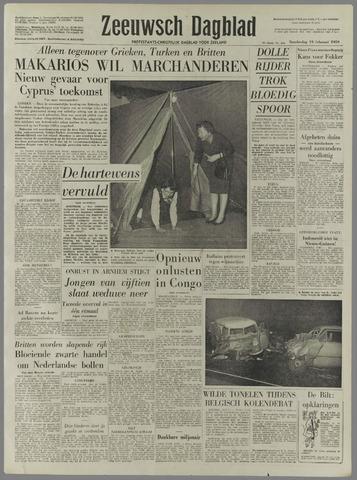 Zeeuwsch Dagblad 1959-02-19