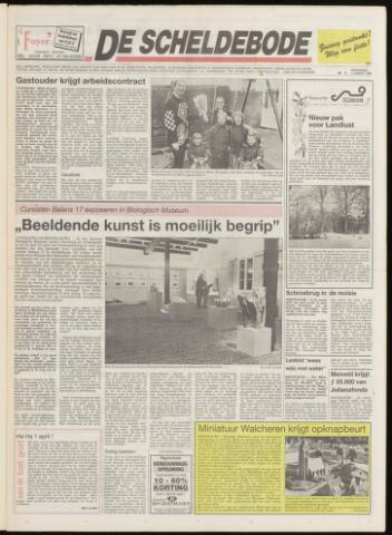 Scheldebode 1993-03-31