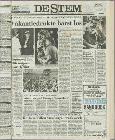 de Stem 1985-07-15