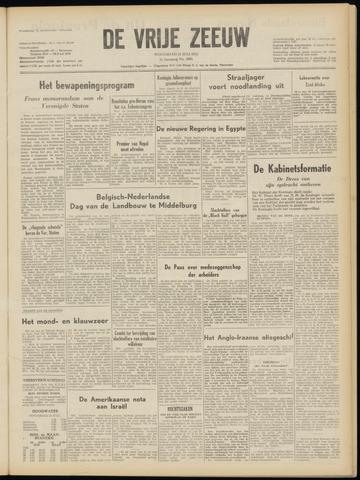 de Vrije Zeeuw 1952-07-23