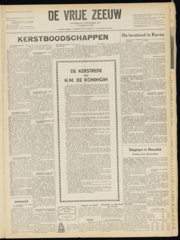 de Vrije Zeeuw 1951-12-27